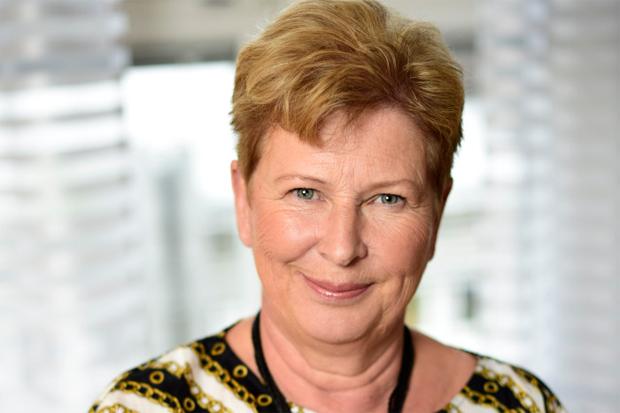 Landshövding Margareta Pålsson.