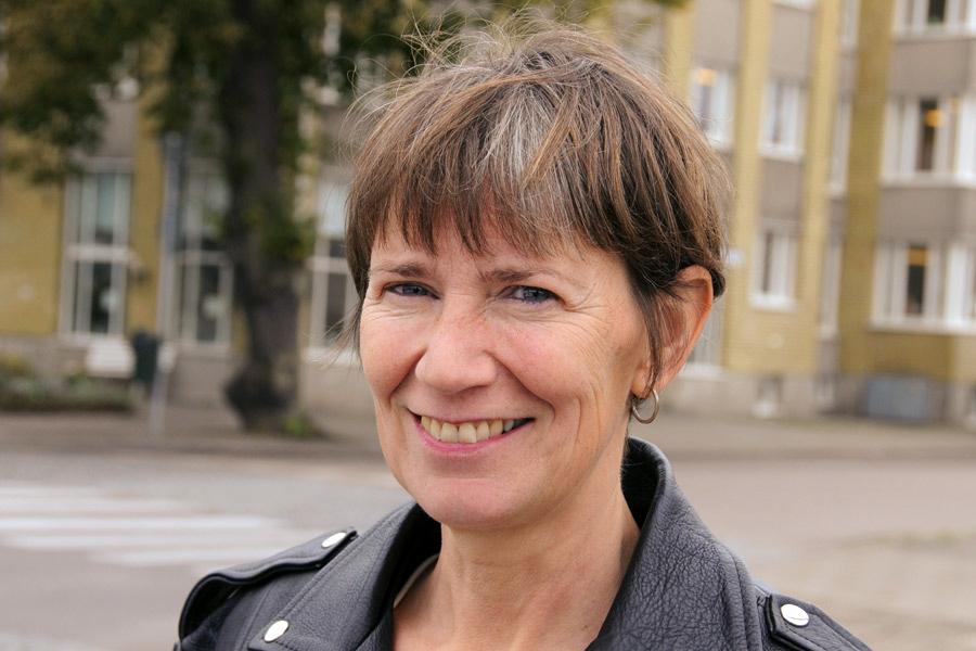 Med omedelbar verkan lamnar Alinda Zimmander sitt uppdrag som socialdemokratiskt förtroendevald politiker i kommunstyrelsen.