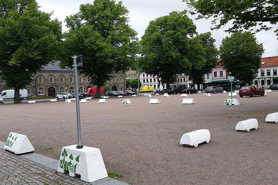 Så påverkas trafiken i Landskrona under SM-veckan