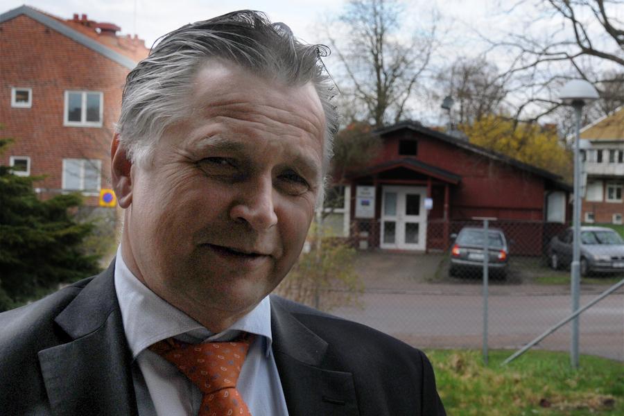 Alexandersson debatterade framtidens infrastruktur på Almedalsveckan
