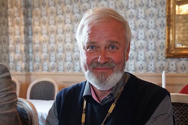 Ny president i Landskrona Glumslöv Rotaryklubb