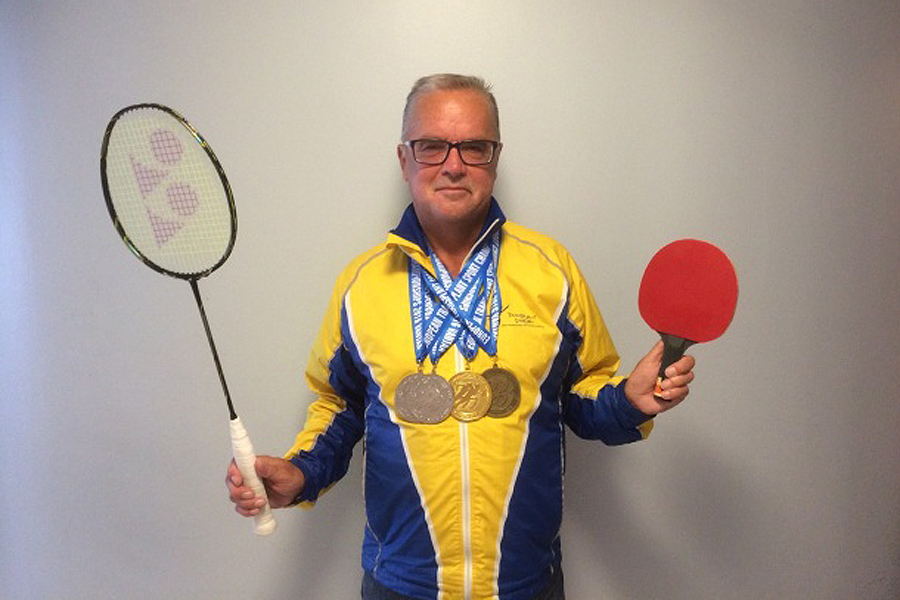 EM-medaljregn över Tomas Nilsson