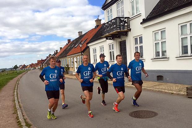 Utmaning för motionslöparen – Landskronatrippeln