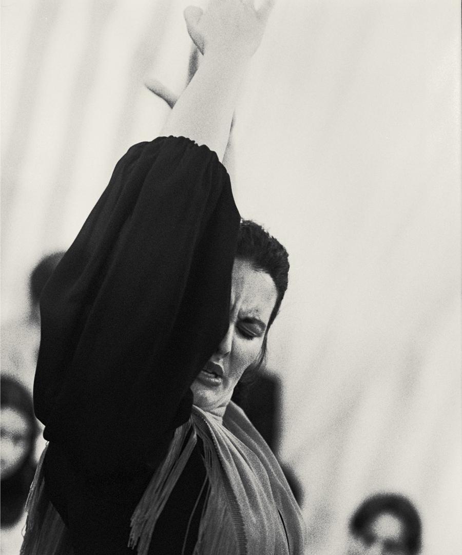 Sol y Sombra – Flamenco är livsfarligt! Foto: Håkan Elofsson.
