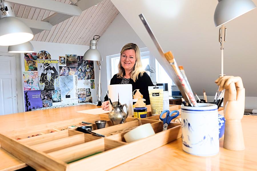 Kreativt centrum skapas i Bäckviken