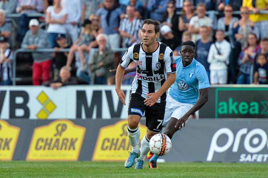 Alexander Tkacz har gjort mål i två matcher i följd. - Jag har börjat hitta rätt, säger han. Foto: Ulf Bjarke, Foto261.se