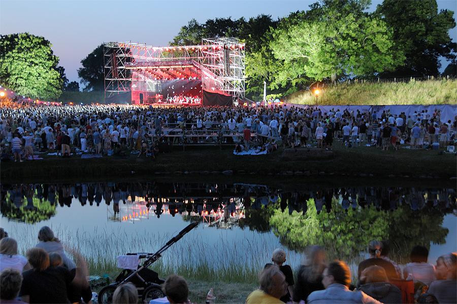 Sommaren 2010 kom nära nog 7000 åskådare när Lars Winnerbäck sommarturné nådde Citadellet. En minifestival med två scener och ytterligare fyra artister gav en minnesvärd konsert.