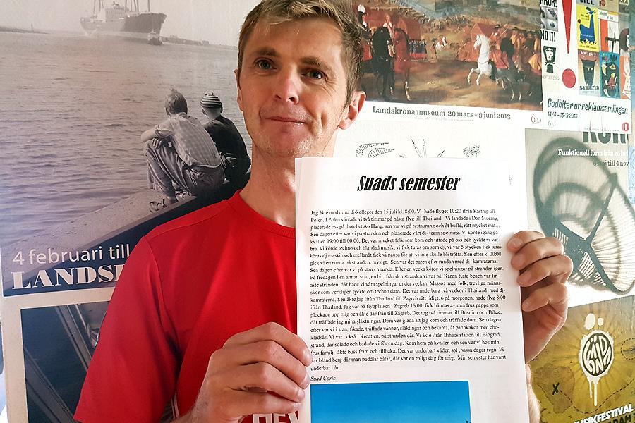 Kors och tvärs med Landskrona Runt