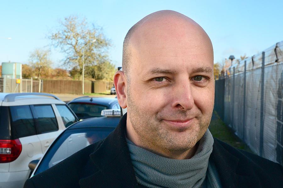 Mikael Fahlcrantz slutar med politiken