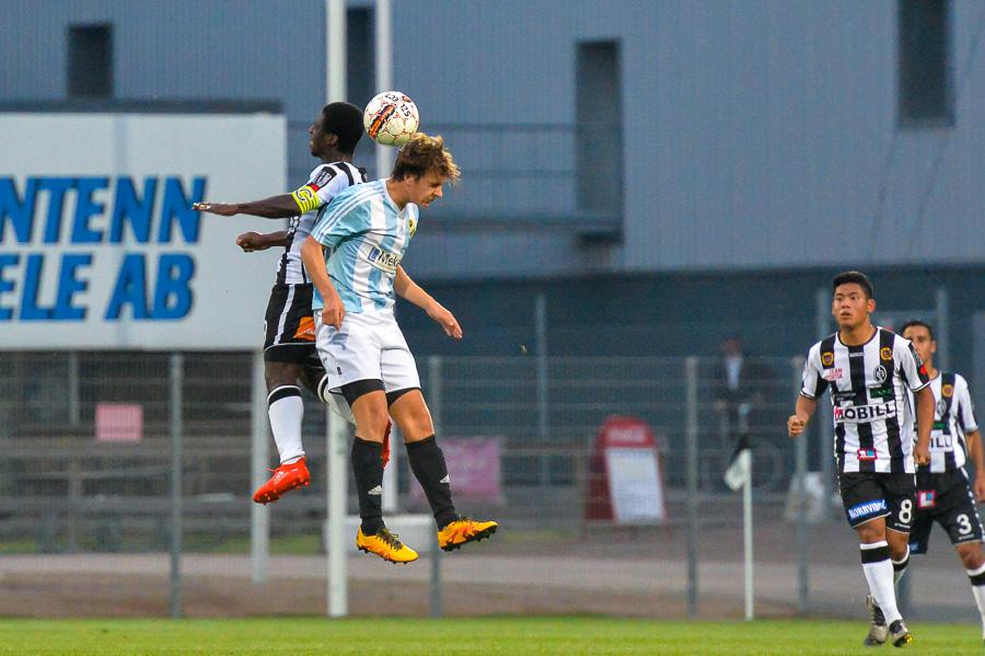Thierry Zahuis spänst!