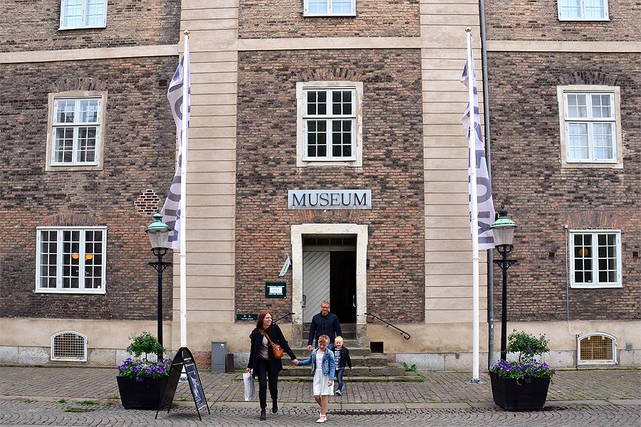 Kultur på museet för höstlovslediga barn