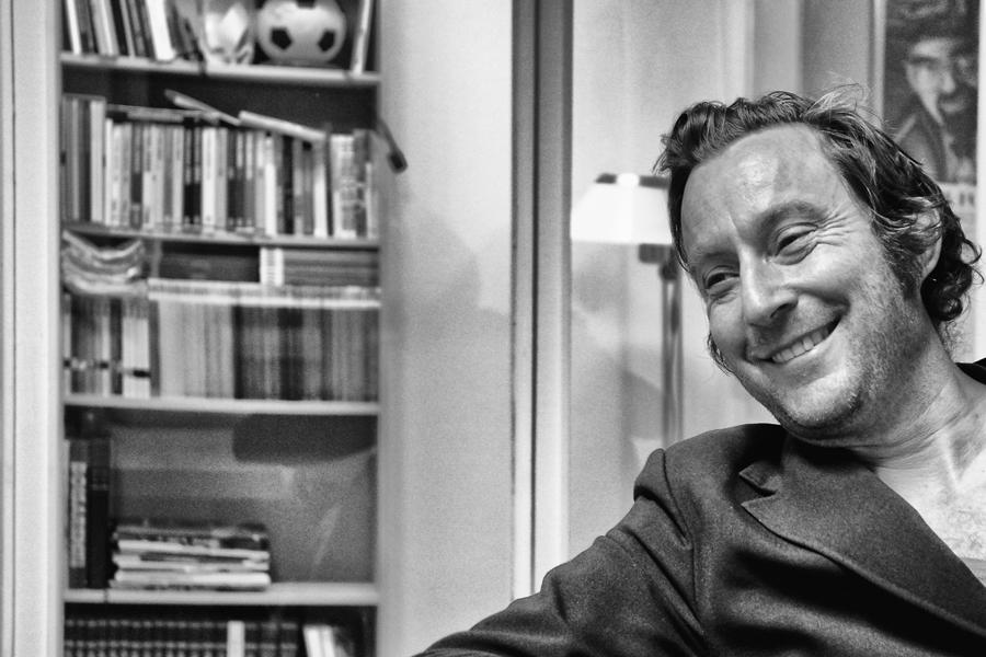 Jonas Bergh ger ut diktsamling