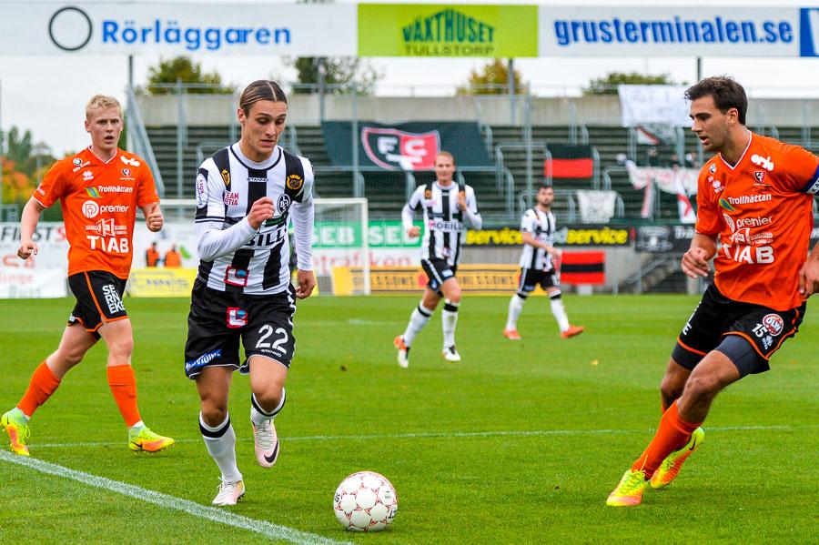 Jonathan Levi fick inte spelet att stämma. Foto: Ulf Bjarke, Foto261.se