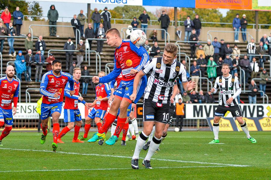 Erik Pärsson gör 3-0 Foto: Ulf Bjarke, foto261.se