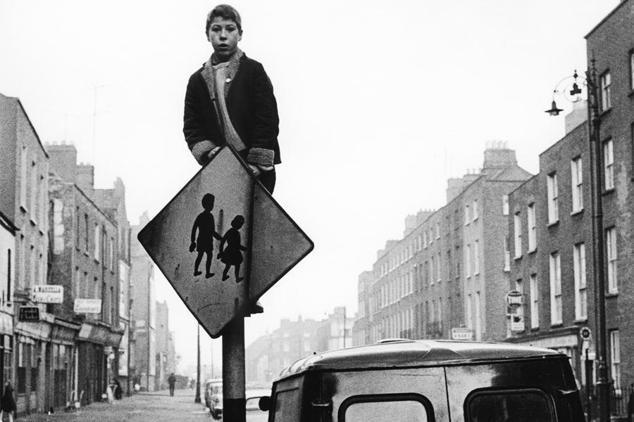 Om Dublins barn i ny fotoutställning