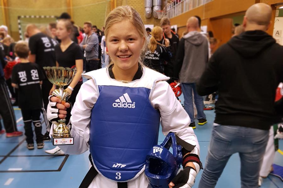 Säsongen igång för Landskrona Taekwondo Akademi