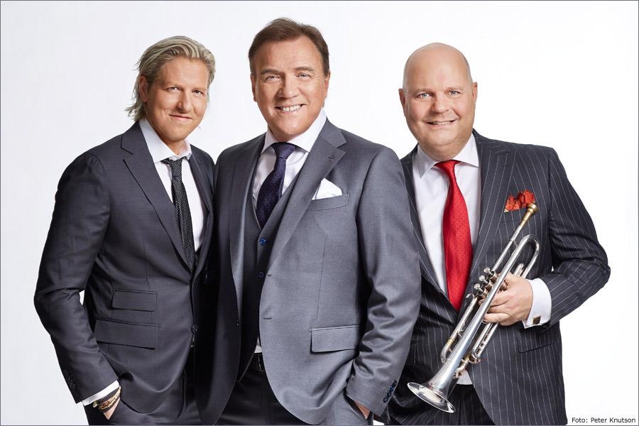 Julshow med Christer Sjögren