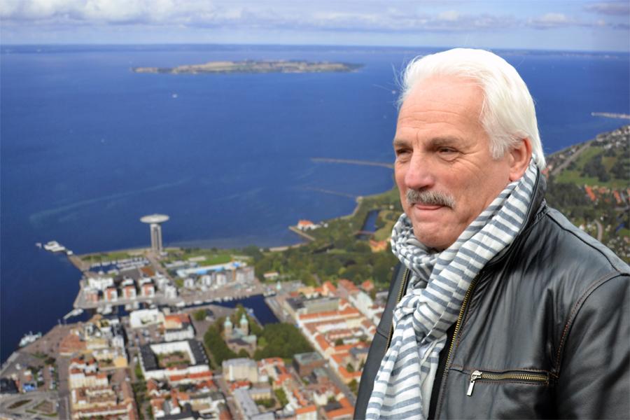 Perry Nordeng. Foto: Landskrona stad.