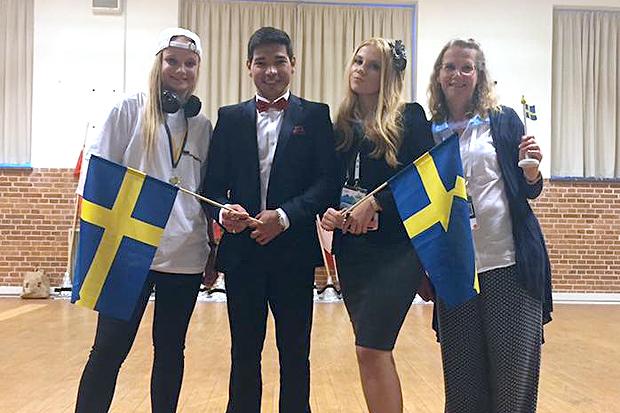 Caretakersmöte i Landskrona