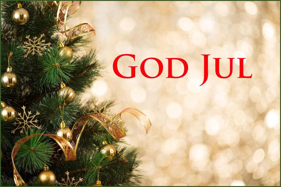 God jul kära läsare