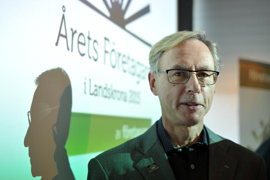 Per-Åke Olsson Årets Företagare 2015