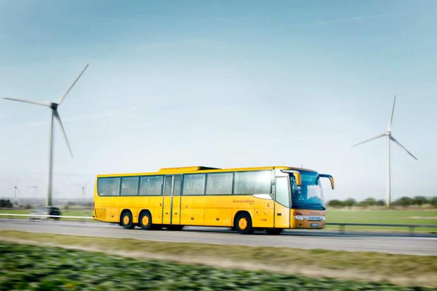 Förändringar i busstrafiken