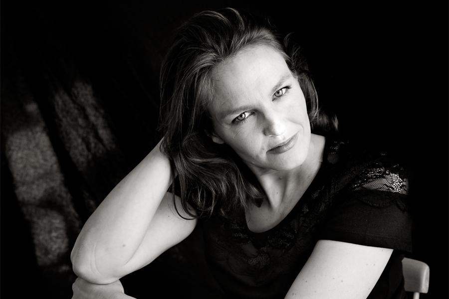 Therese Uddenfeldt på biblioteket – Nytt datum