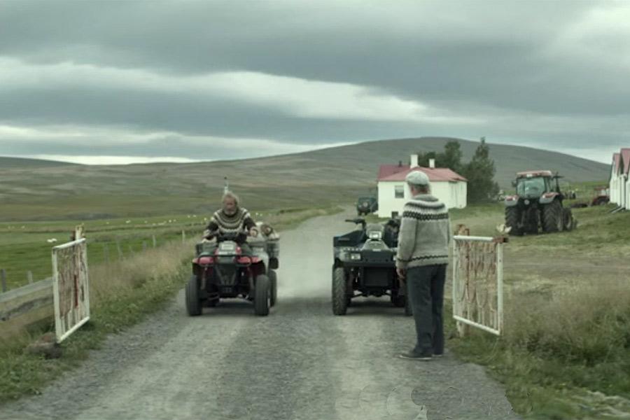 Filmstudion inleder med isländsk film