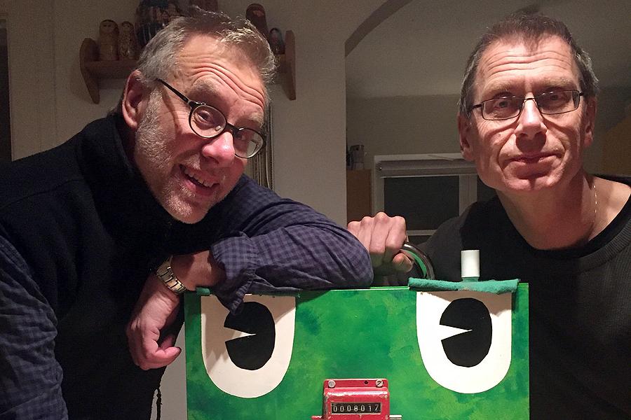 Sander & Gander startar upp året med välgörenhet