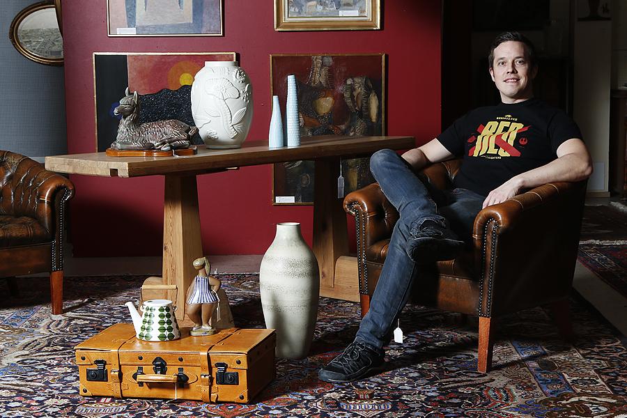 Dyrgrip inleder årets onlineauktioner