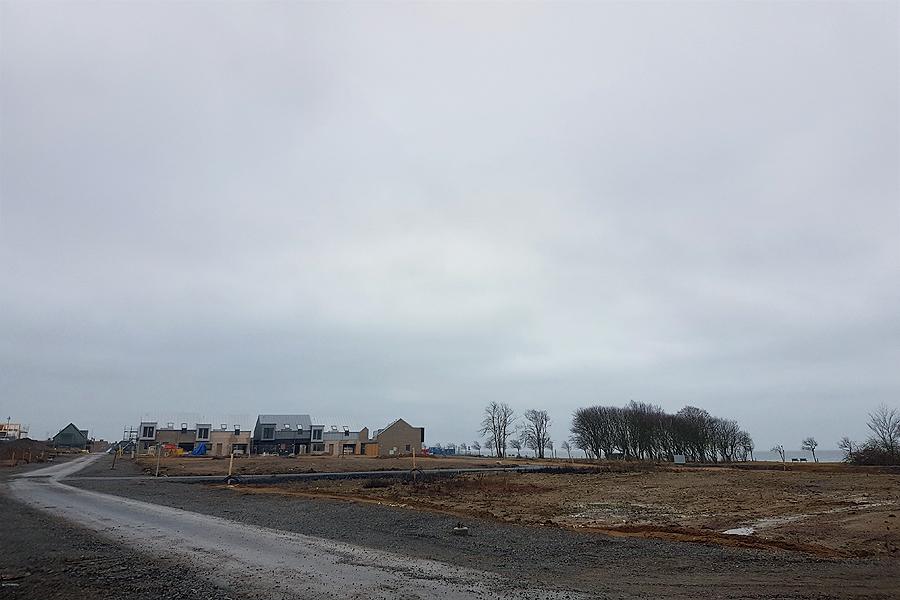 Nu fördelas tomter i Borstahusen efter tomtkön