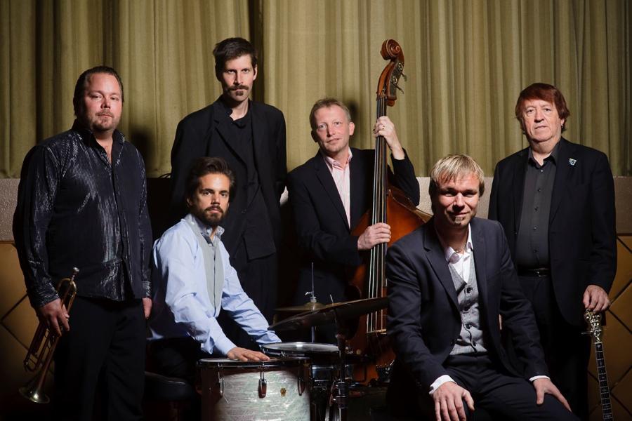 Jazz på Folkets hus