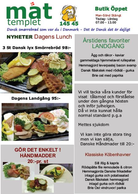 landskrona direkt lunch