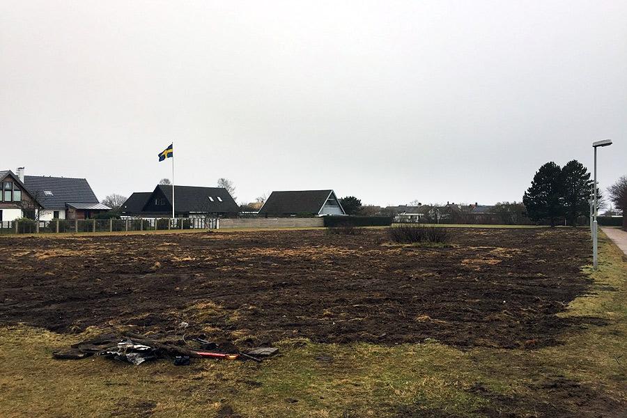 Odlingslotter vid Västervång ett minne blott
