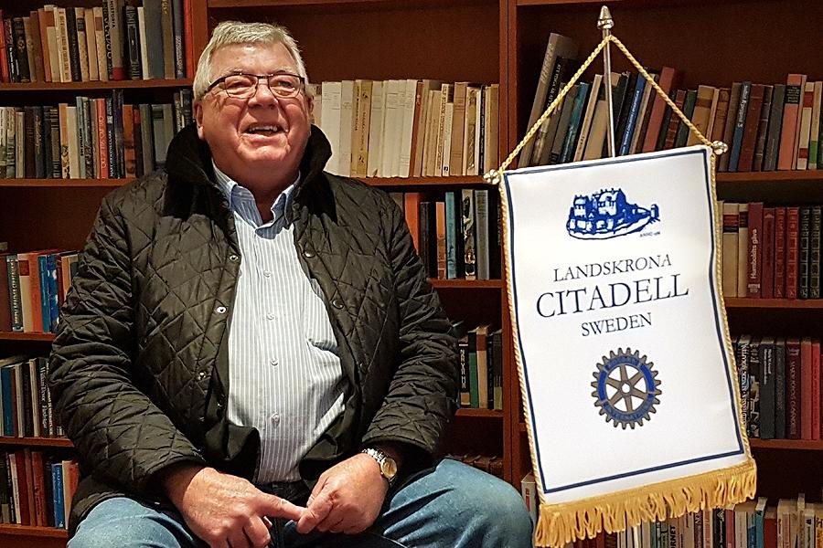 Kända föreläsare hoppas bli vändning för Rotaryklubb