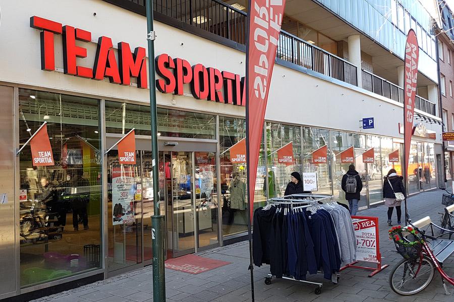 Landskronas sista sportaffär stänger