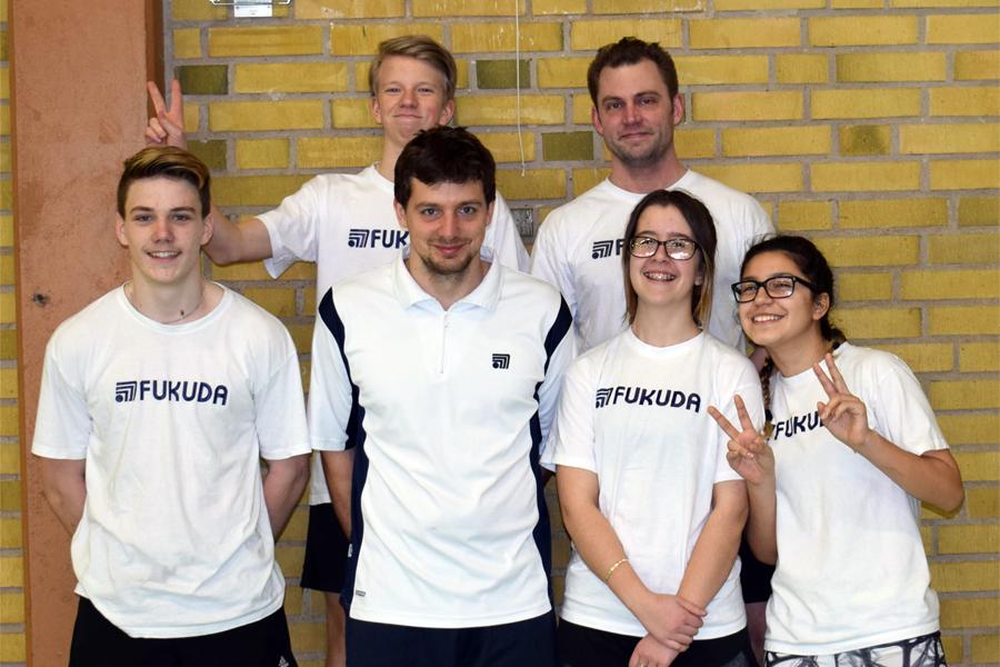 Nya segrar för badmintonklubben