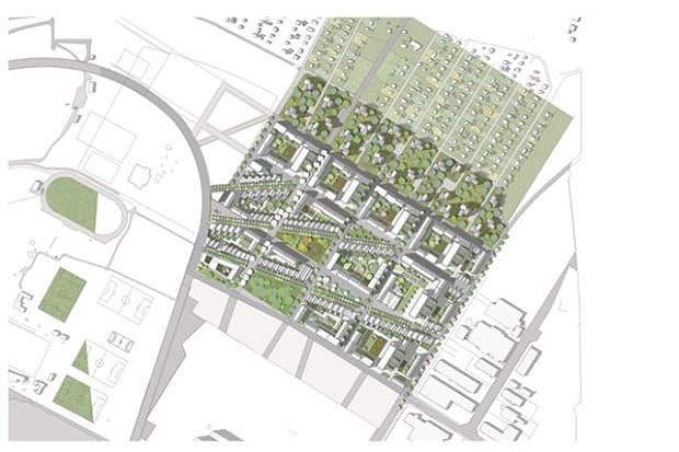 1000 nya bostäder kan bli aktuellt i Koppargården