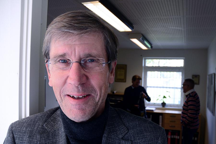 Gabriel Munck slutar som ordförande i BoIS