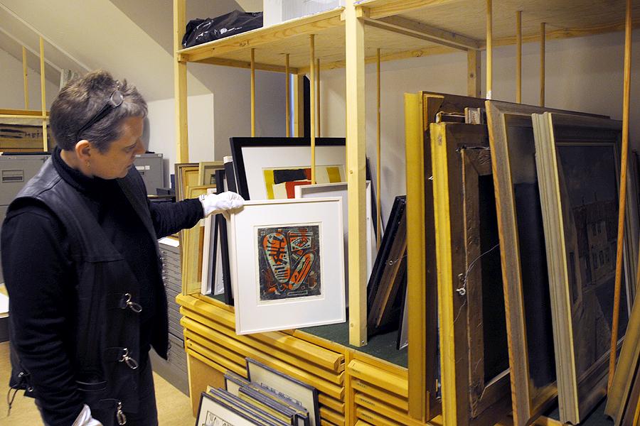 3 600 konstverk i stadens samling