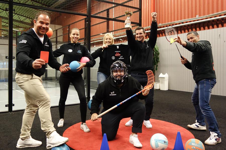 Äggjakt med Cityidrott under Vår i Landskrona