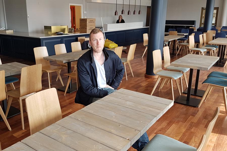 Stadshuset får ny restaurang – öppnar på lördag