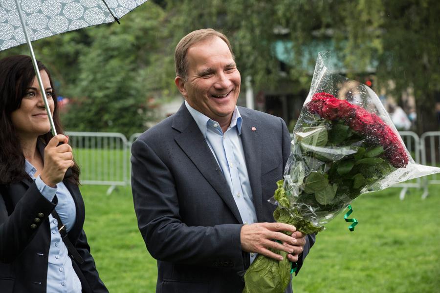 Statsministern till Landskrona
