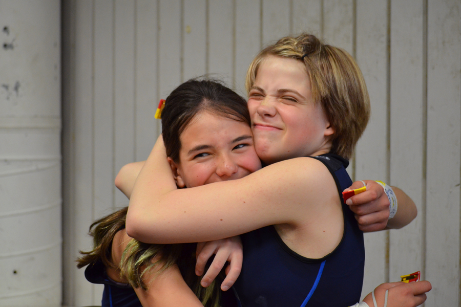 Unga atleter bäst i Skåne