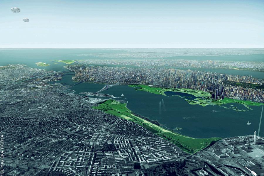 Öresund City ny europeisk metropol 2030