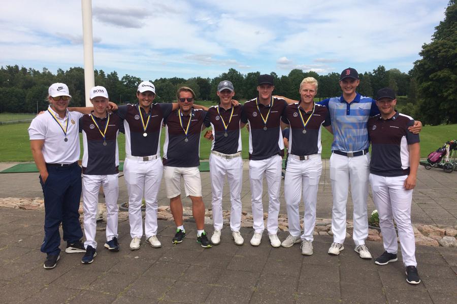 Golfklubben upp i elitserien
