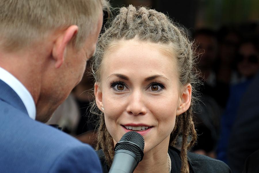 Mariette brygger regnbågsöl i Landskrona