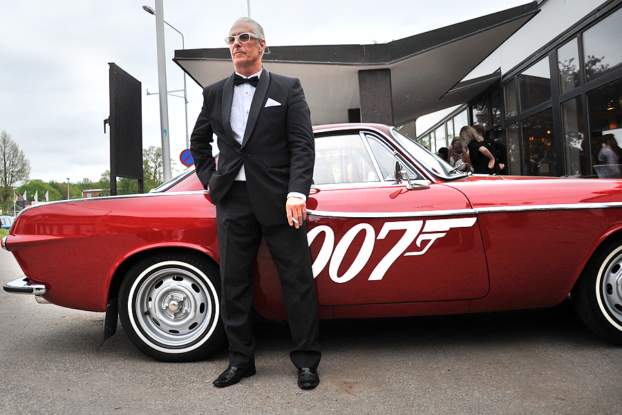James Bond visas på hemmaplan – I Landskrona