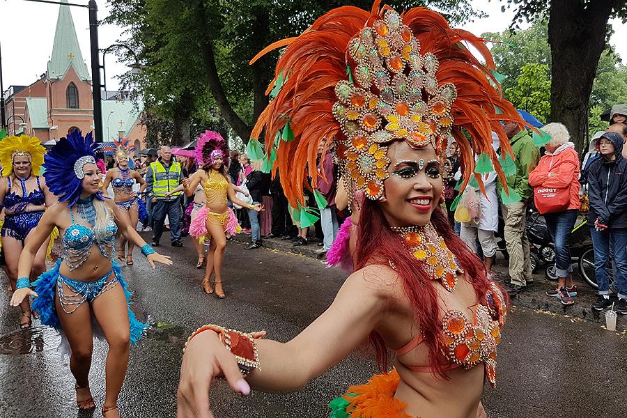 Karneval med mersmak