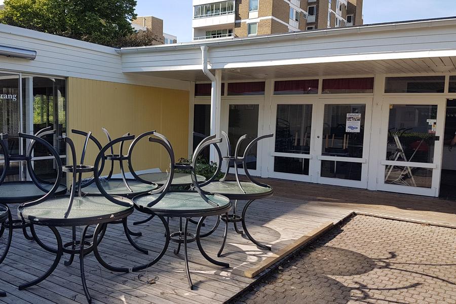 Slottscaféet öppnar till Visfestivalen